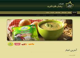 طراحی وبسایت کردآفرید